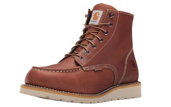 carhartt men's boots