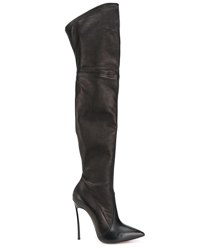 Casadei Blade over-the-knee boots, casadei