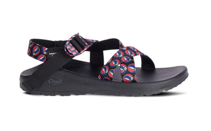 chaco grateful dead sandals