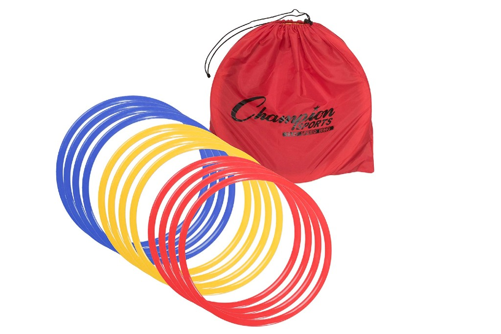 Champion Sports Speed Ring Set