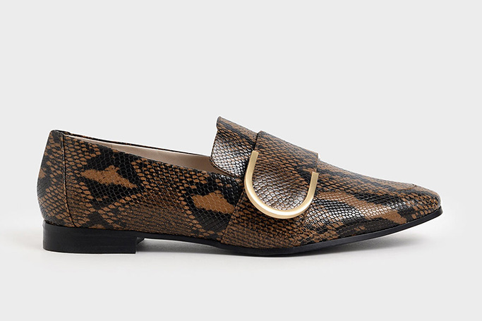 charles-keith-metallic-loafers