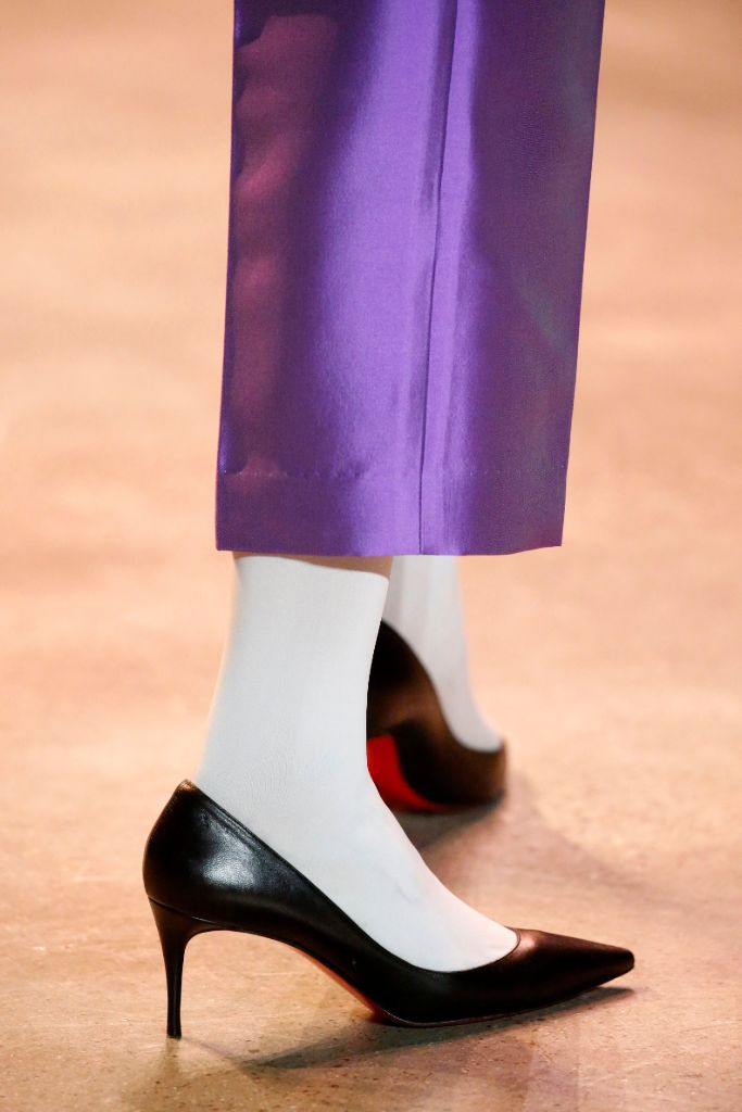christopher john rogers, christian louboutin, fall 2020