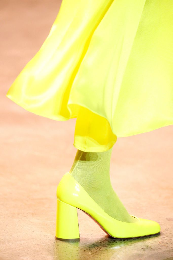 christopher john rogers, christian louboutin, fall 2020, nyfw