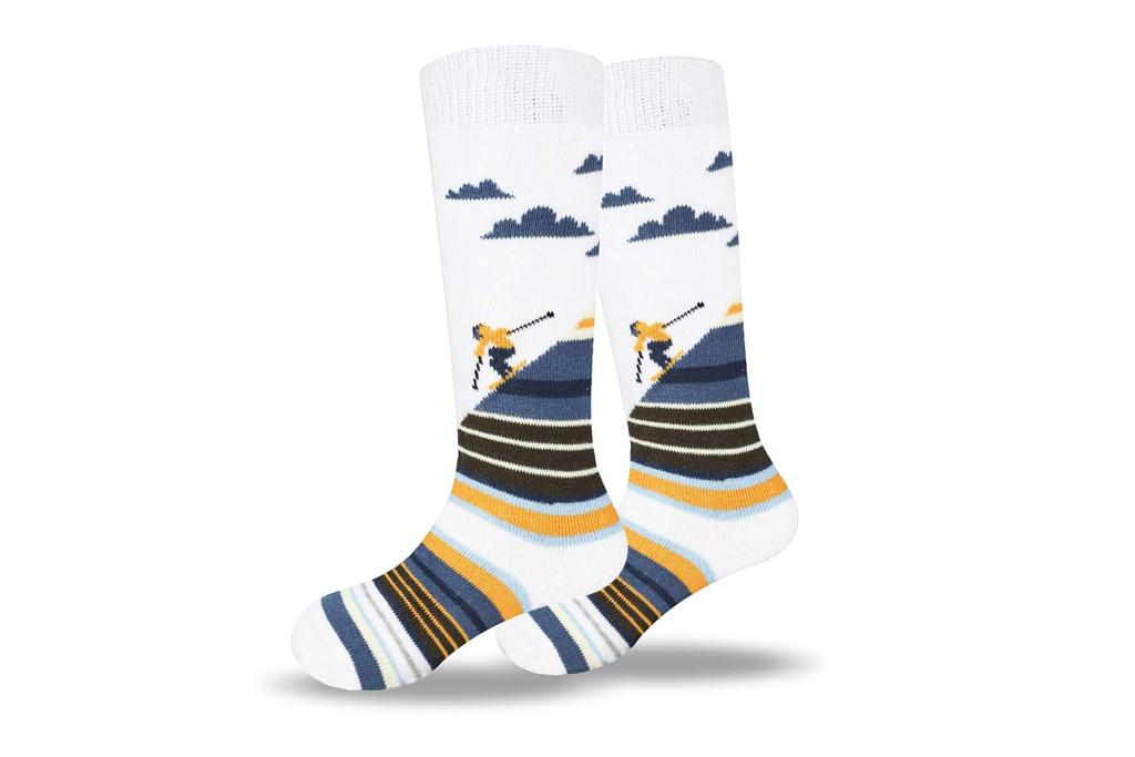 cimkiz ski socks, ski socks for girls
