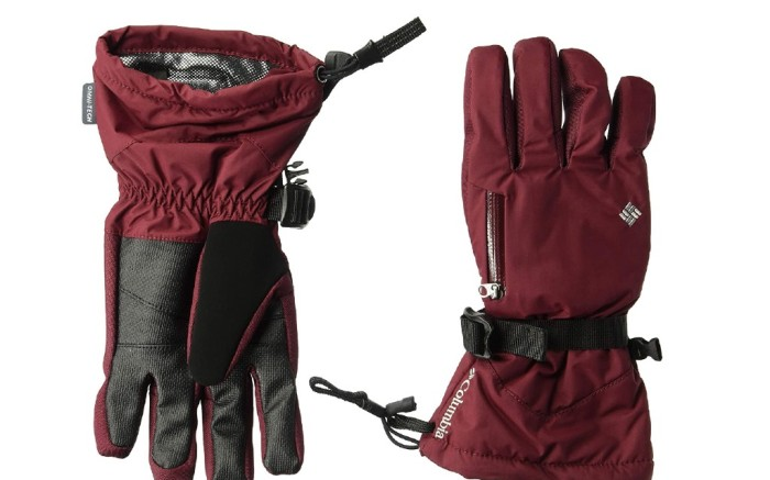 Columbia Women's Bugaboo Interchange Glove