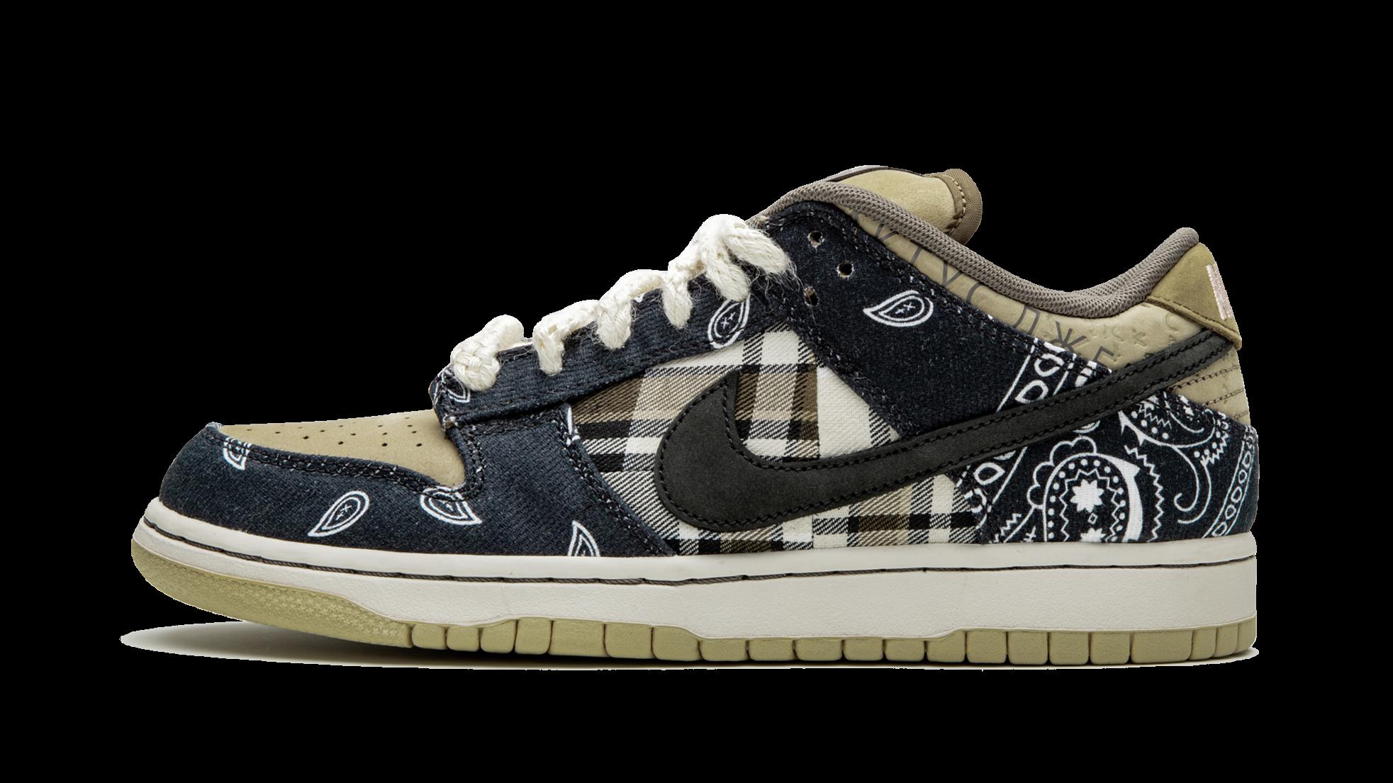 Buy Travis Scott x Nike SB Dunk Low