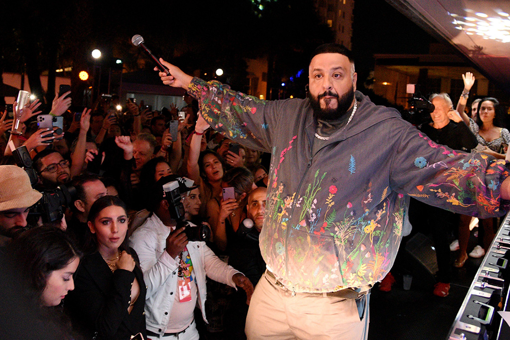 DJ Khaled Rolling Stone Super Bowl LIV Party, SLS South Beach, Inside, Miami, USA - 01 Feb 2020