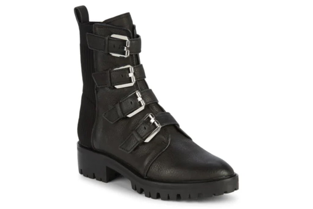 Dolce Vita, combat boots