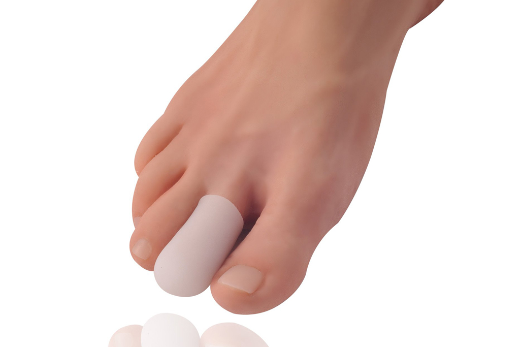 dr fredericks toe cap