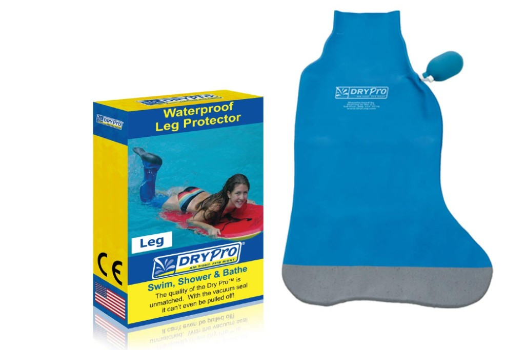 DryCorp DryPro Half Leg Cast Cover