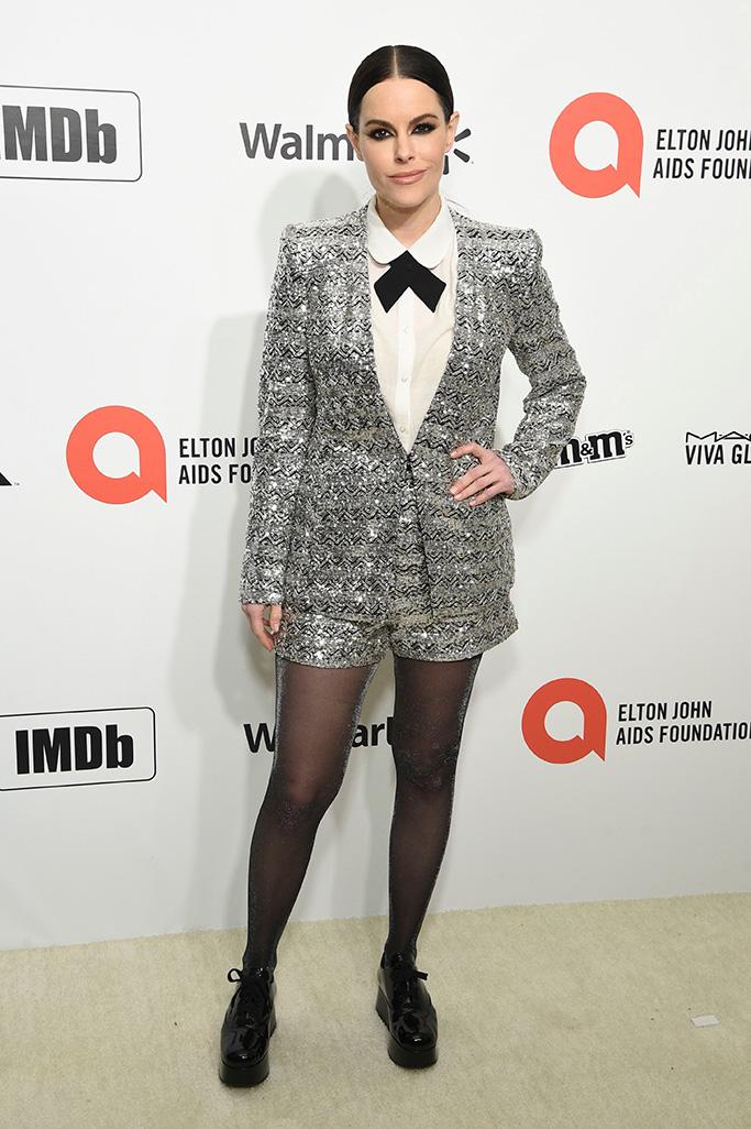Emily HampshireElton John AIDS Foundation Oscar Viewing Party, Los Angeles, USA - 09 Feb 2020