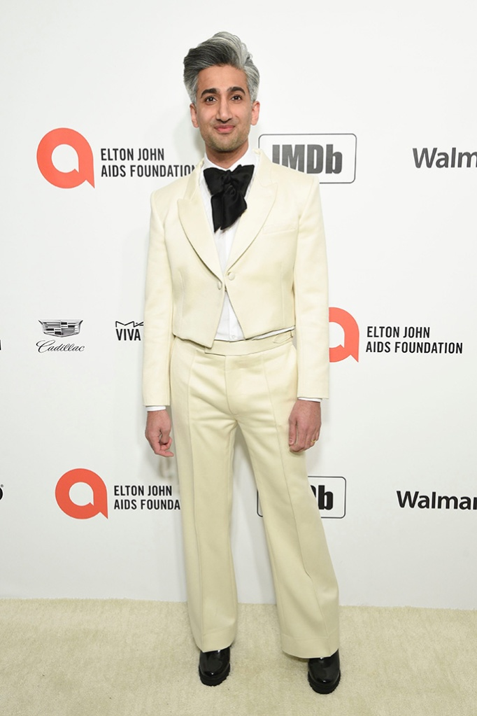 Tan FranceElton John AIDS Foundation Oscar Viewing Party, Los Angeles, USA - 09 Feb 2020