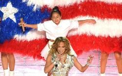 Jennifer Lopez and Emme Maribel MunizSuper