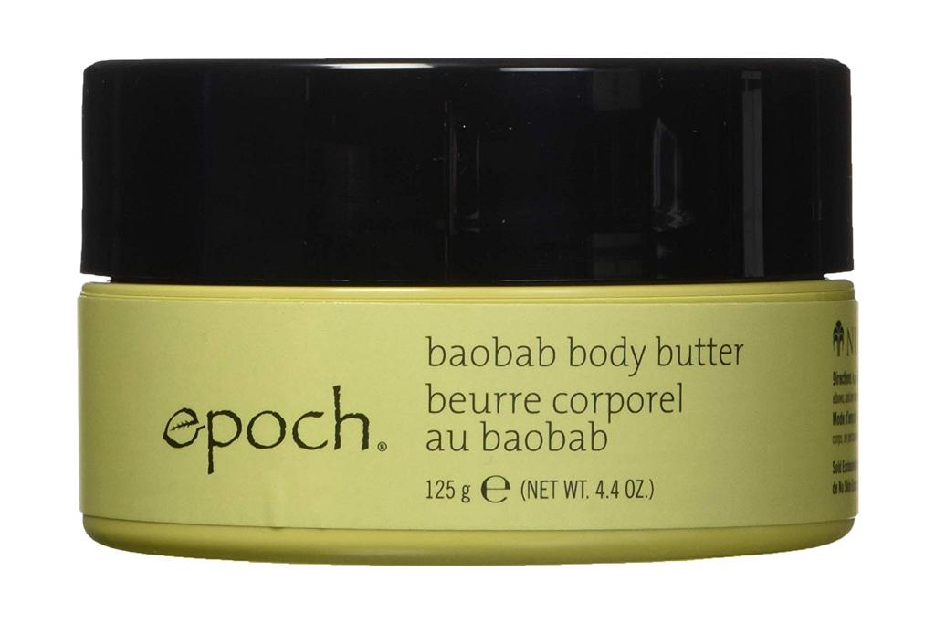epoch, body butter