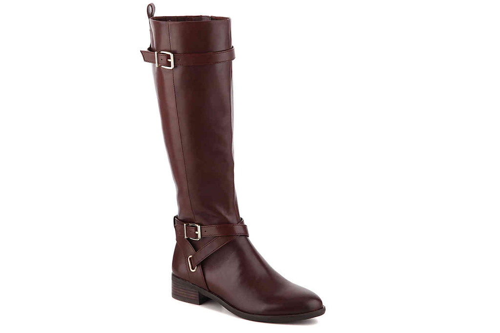 Essex Lane, riding boots, dsw