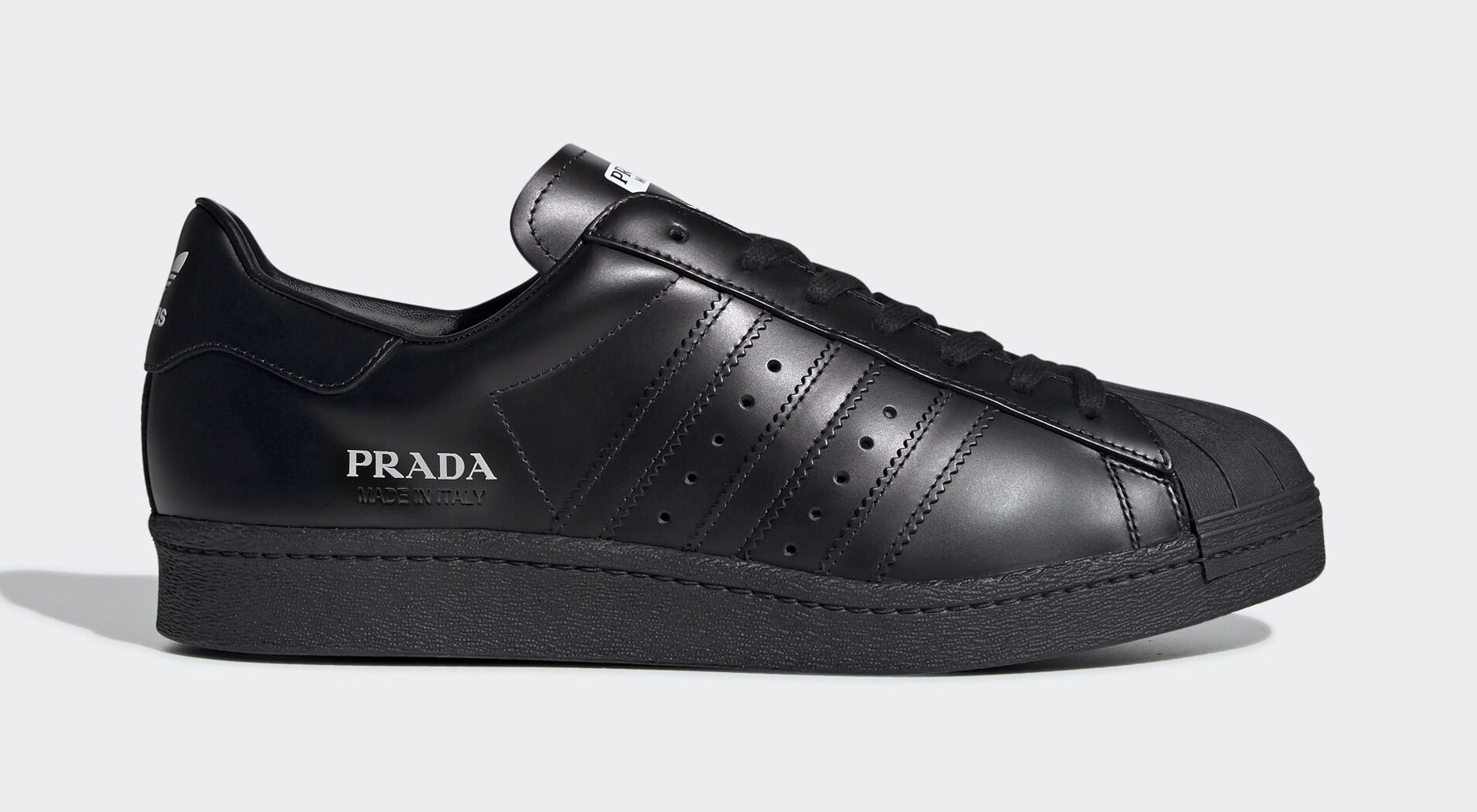Prada x Adidas Superstar