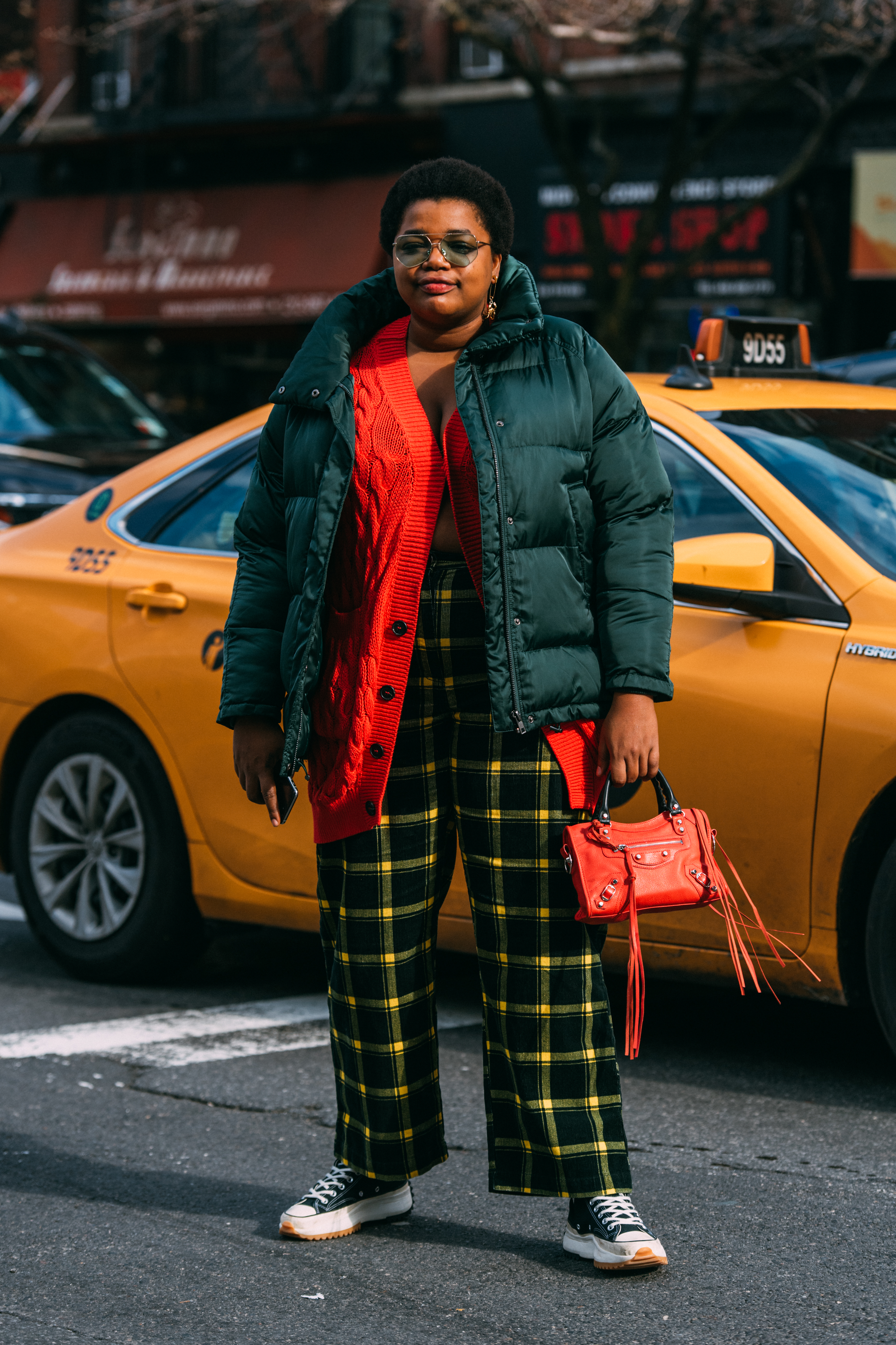 Gabriella Karefa Johnson New York Fashion Week