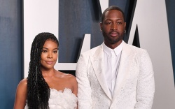 Gabrielle Union and Dwyane WadeVanity Fair