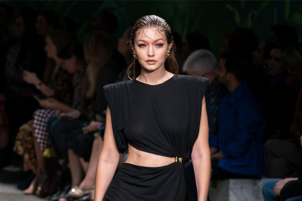 Versace Milan Fashion Week Fall 2020 Show Free Live Stream Footwear News