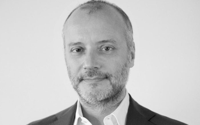 Stuart Weitzman CEO and brand president Giorgio Sarné