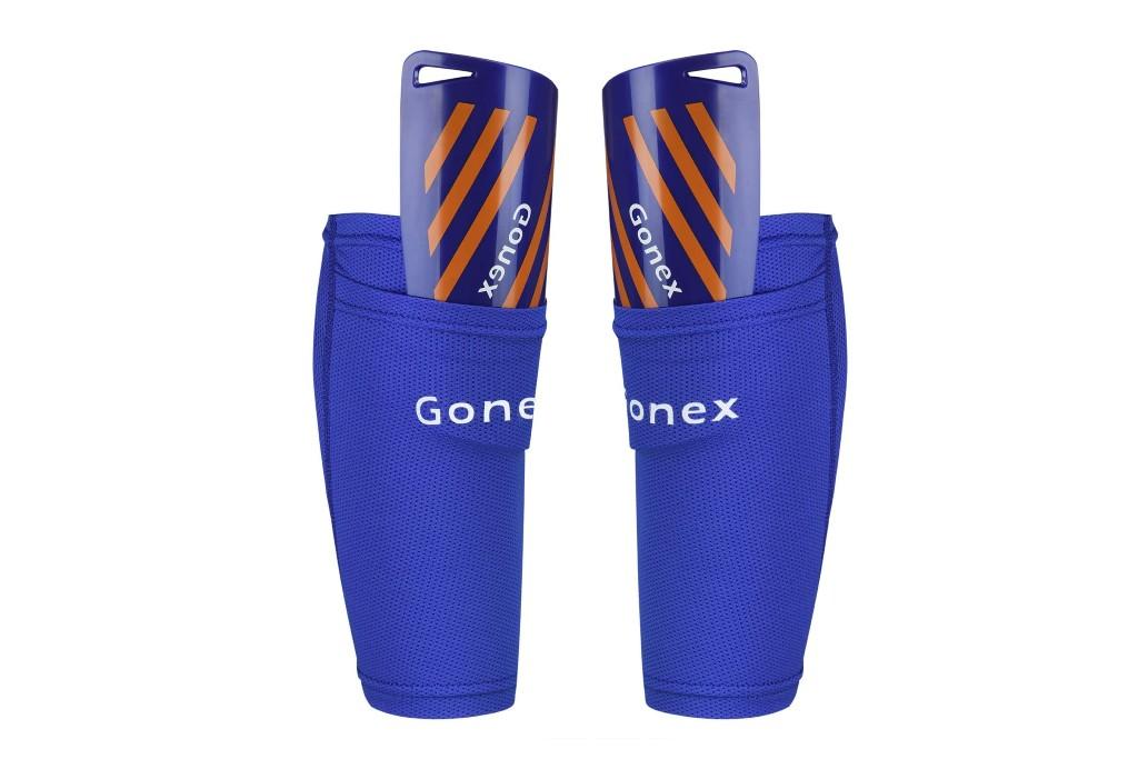 Gonex Slip-In Shin Guards