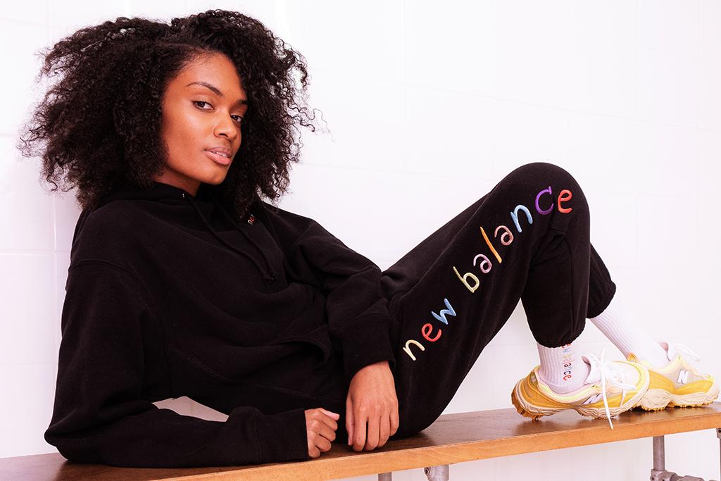 "Paperboy Paris x New Balance 801 ""Ginger Lemonade"" for Greenhouse."