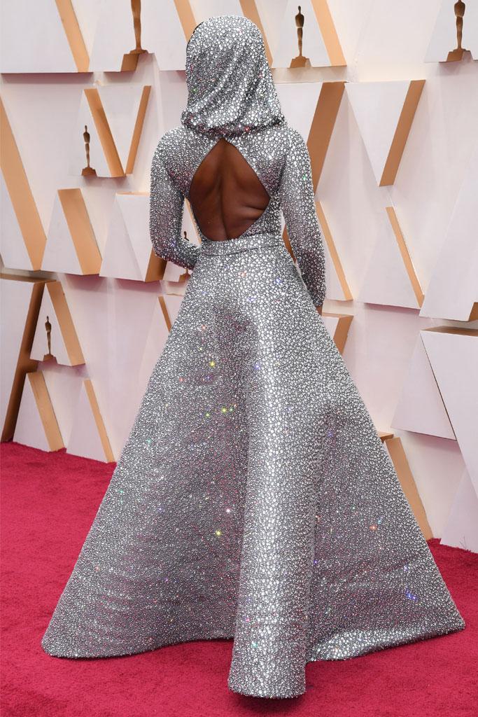 Janelle Monae, Oscars, 2020, red carpet