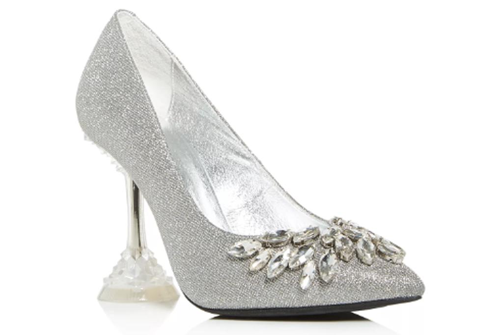 Jeffrey Campbell, clear heels,
