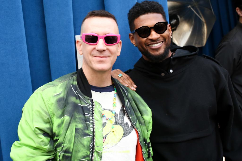 Jeremy Scott, Usher