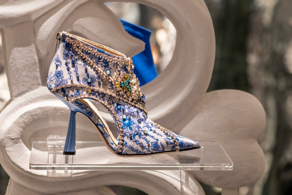 Jimmy Choo Fall 2020 Collection at