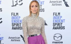 Jennifer Lopez35th Annual Film Independent Spirit