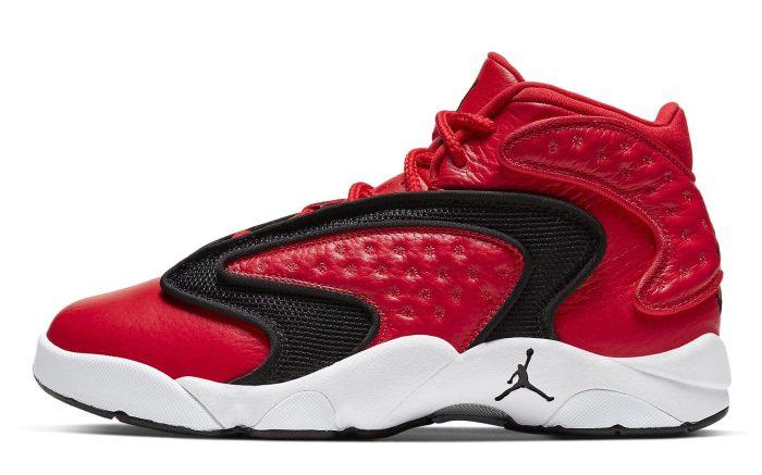 Air Jordan Women's OG 'University Red'