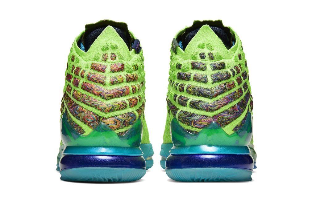 Nike LeBron 17 'Mr. Swackhammer'