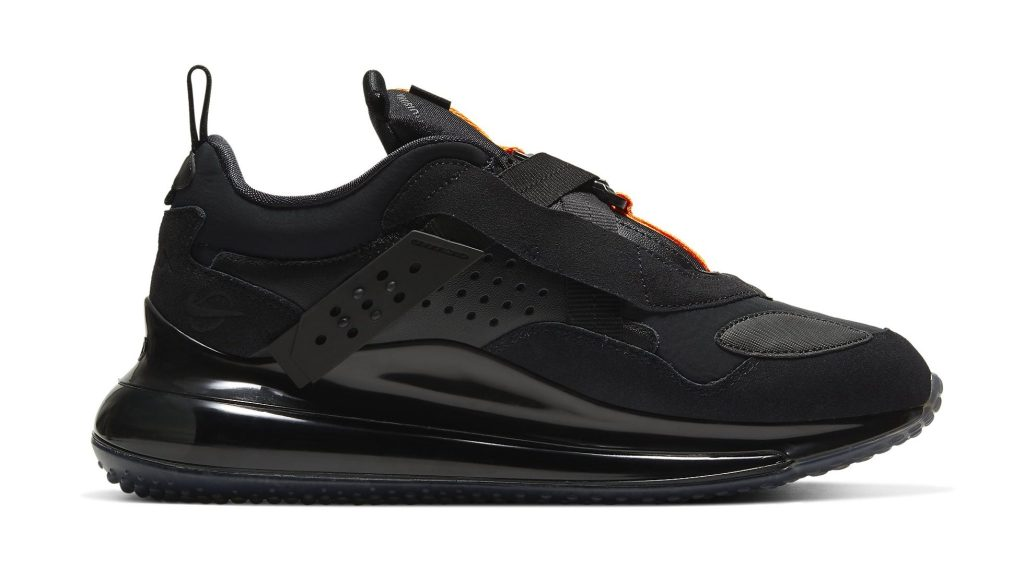 Nike Air Max 720 Slip OBJ Black