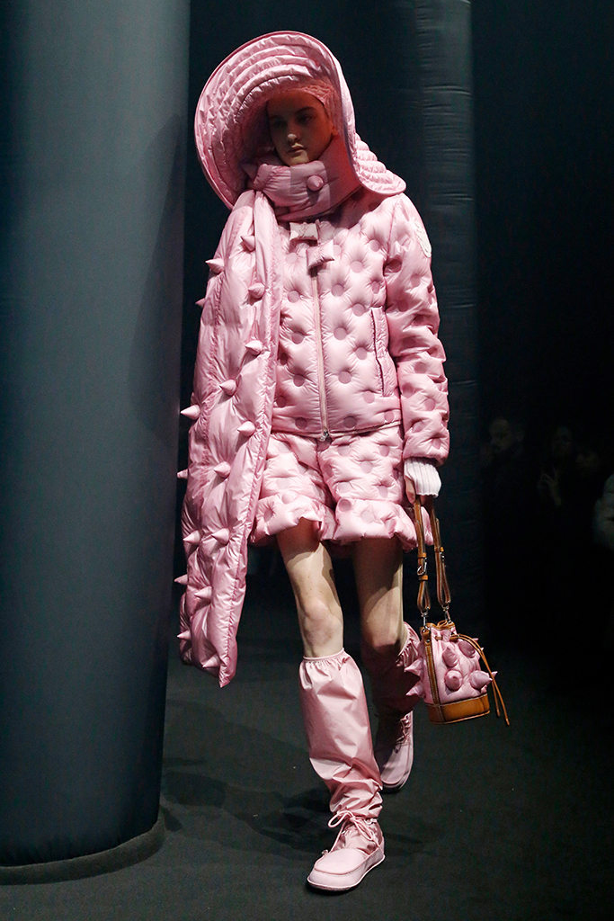 JW Anderson Moncler Genius Milan Fashion Week