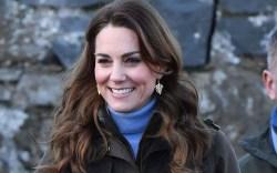 Kate Middleton, northern ireland