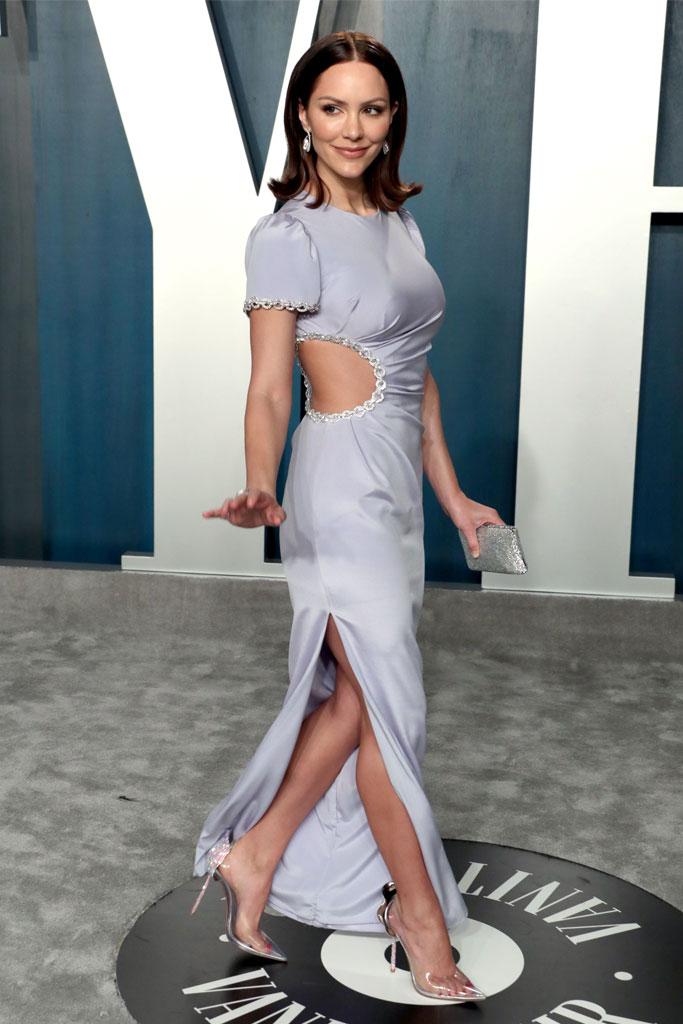 Katharine McPhee, Oscars, Vanity Fair, 2020,