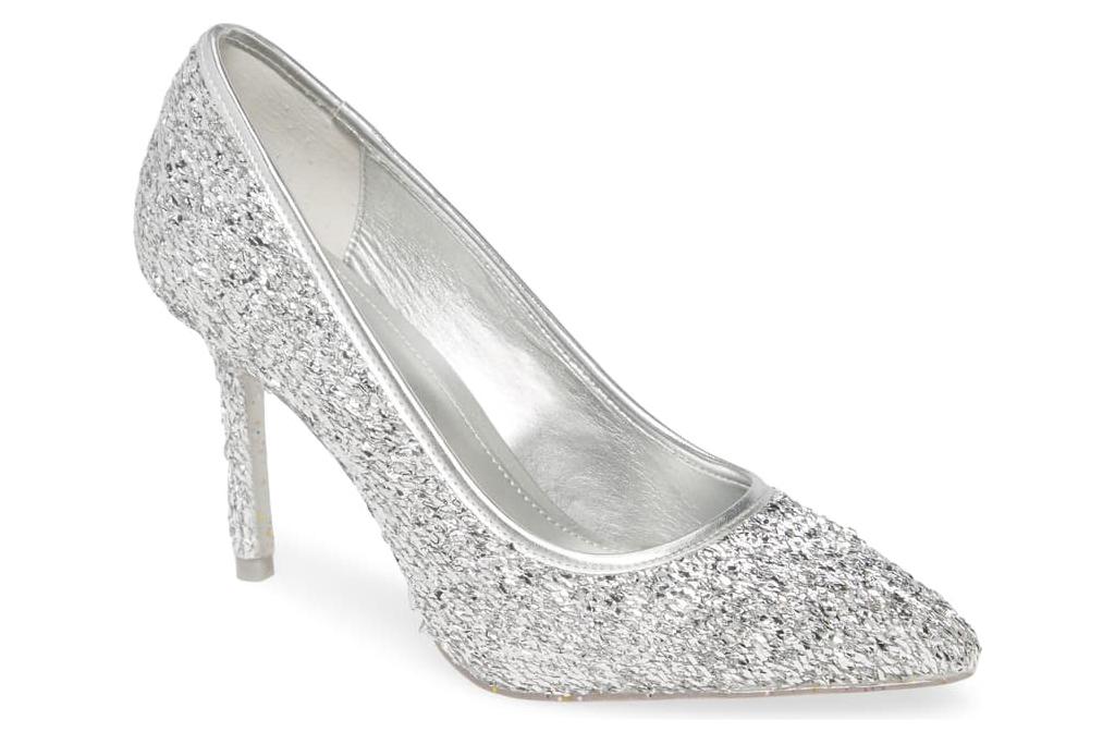 katy perry glittering heels