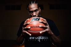Kawhi Leonard's 'Christmas' New Balance Shoe Is Inspired by a Mythical Snow Beast