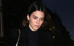 Kendall Jenner, celebrity style, lfw, street