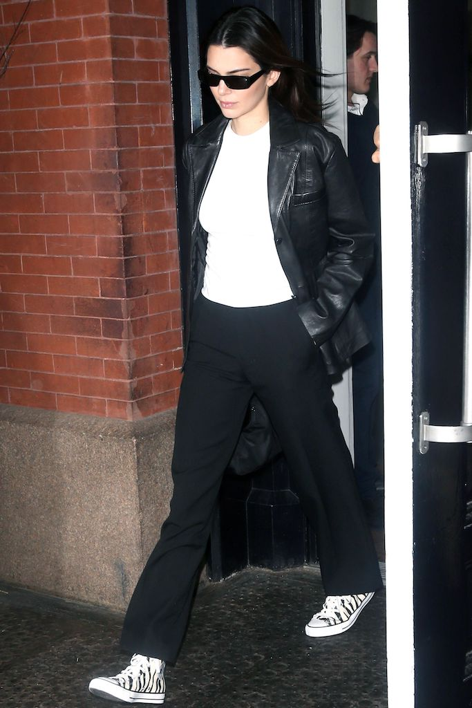 Kendall Jenner Kendall Jenner out and about, New York, USA - 13 Feb 2020