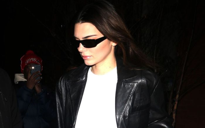 Kendall JennerKendall Jenner out and about, New York, USA - 13 Feb 2020