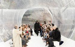 Kenzo fall 2020 collection Paris Fashion