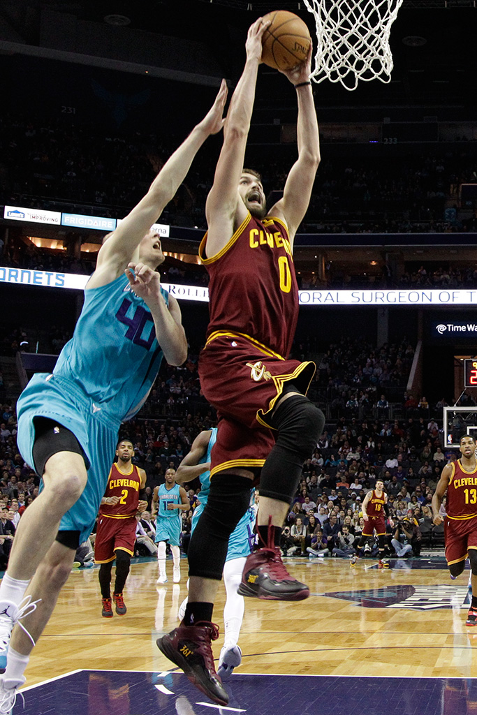 Kevin Love 361 Degrees
