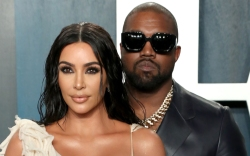 Kim Kardashian, Kanye West, vanity fair
