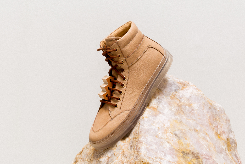 Koio x Bradley Duncan, sneakers,