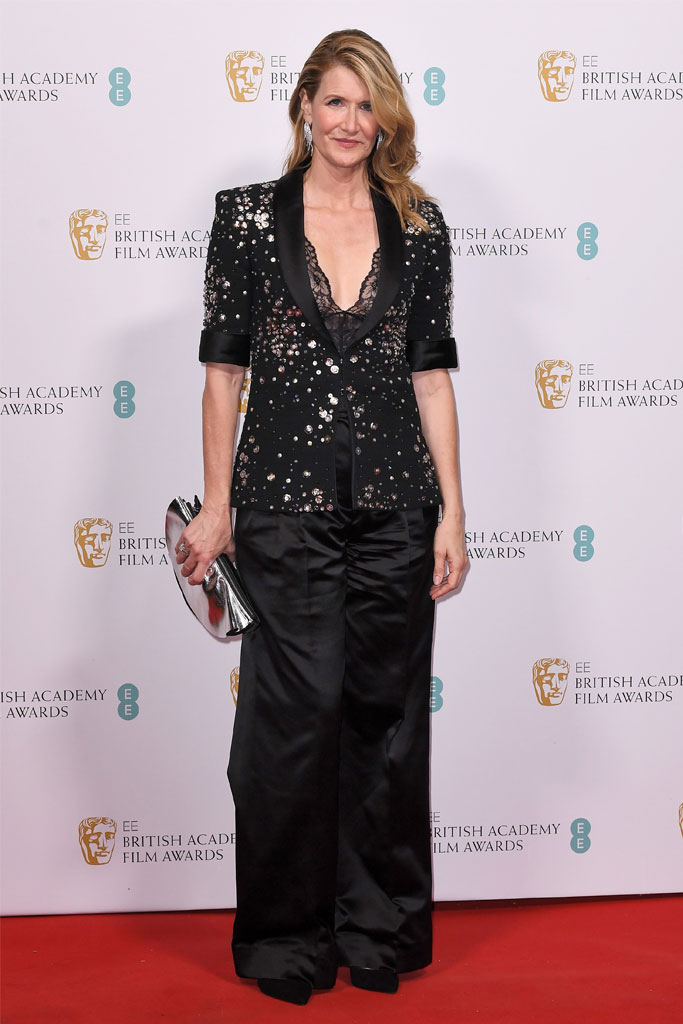 Laura Dern, BAFTAs, London, nominees, party
