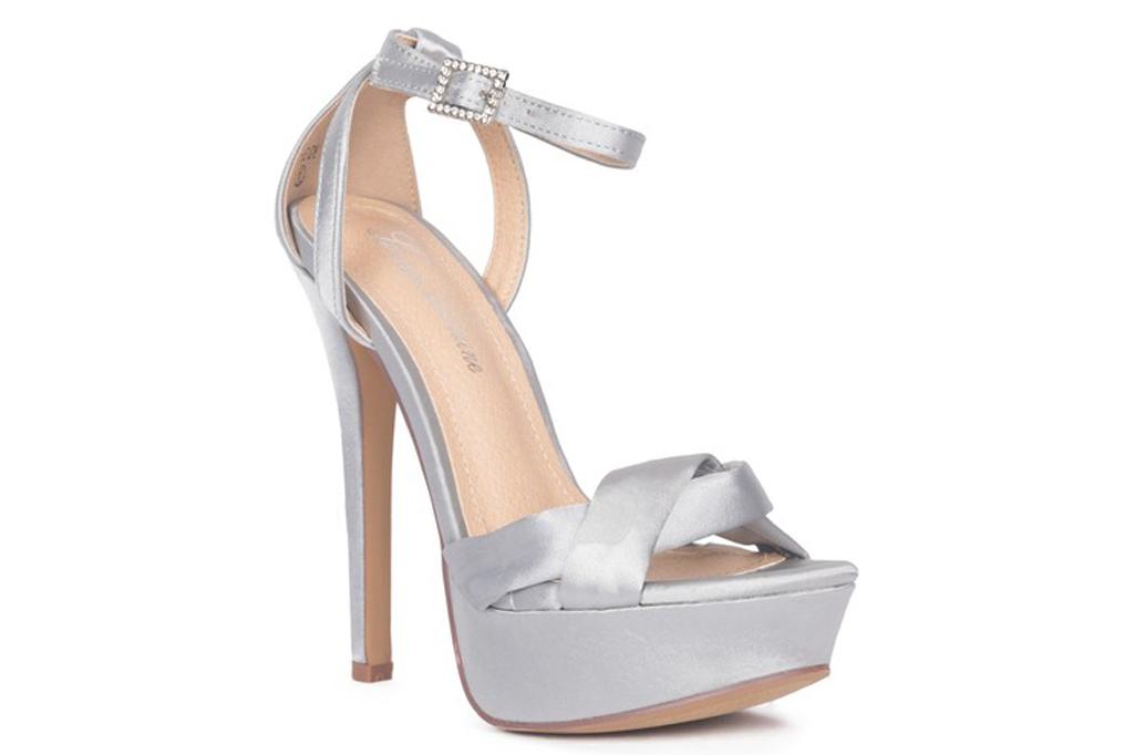 Lauren Lorraine Heidi platform sandals