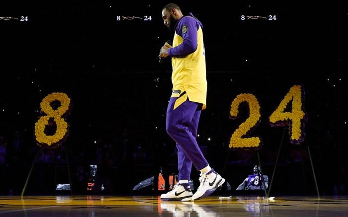 LeBron James Nike Kobe 1 Protro 81 Points
