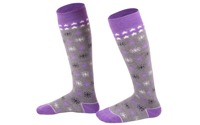 lullaby kids ski socks